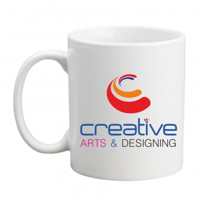 Creative logo on Mug